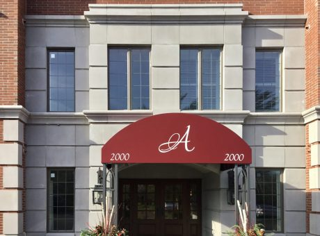 Athertyn Building 2000